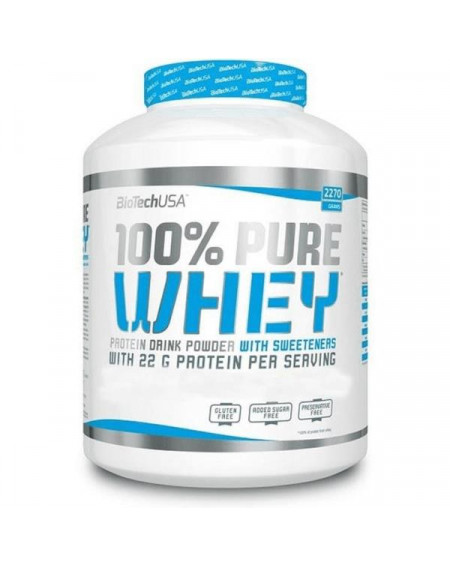 BIOTECH USA 100 PURE WHEY 2270G
